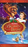 Beauty and the Beast - The Enchanted Christmas (Special Edition) [VHS]