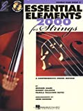 Essentials Elements 2000 For Strings: A Comprehensive String Method : Double Bass, Book Two