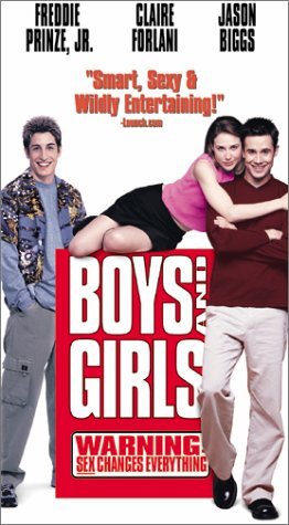 Boys & Girls [VHS] [Import]