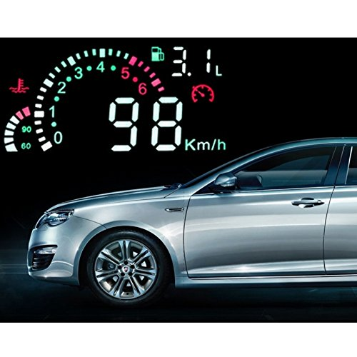 docooler® Car HUD Vehicle-mounted Head Up Display