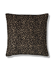Leopard Patterned Cushion