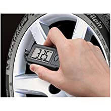 Accutire MS-48B Digital Combination Tire Thread Depth Gauge and Tire Pressure Gauge