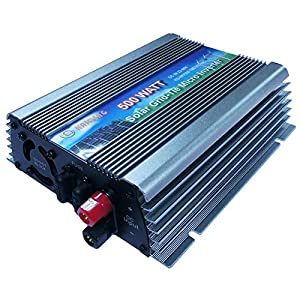 KD-WV Series 500W Inverters Solar Grid-tie Micro Power Inverter Converter Pure Sine Wave Inverter Charger (Input 22~50V DC, Output 90-140V AC) by OEM