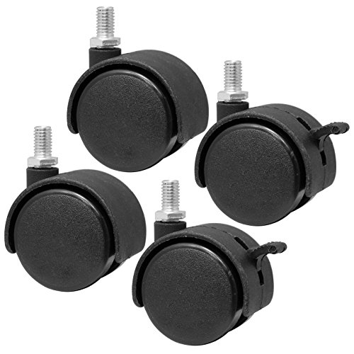 hartleys-set-of-4-screw-in-castor-wheels-2-with-lock-function