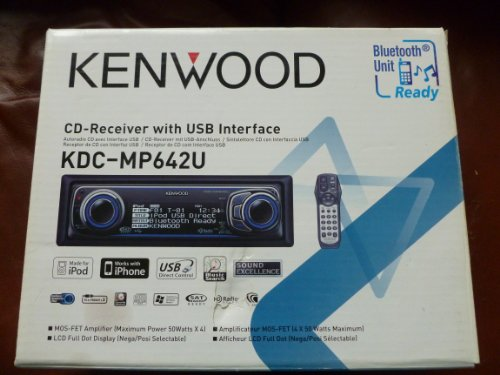 Kenwood KDC MP642U WMA MP3 CD Receiver with Satellite HD Radio Bluetooth  iPhone Ready - SummerGoodwinBNxI  Google Sites