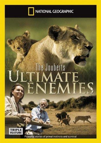 National Geographic - Ultimate Enemies (Ultimate Enemies/Eternal Enemies/Relentless Enemies) [DVD]