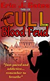 Book cover image for the CULL - Blood Feud