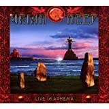 Live In Armenia by Uriah Heep (2011-09-27)