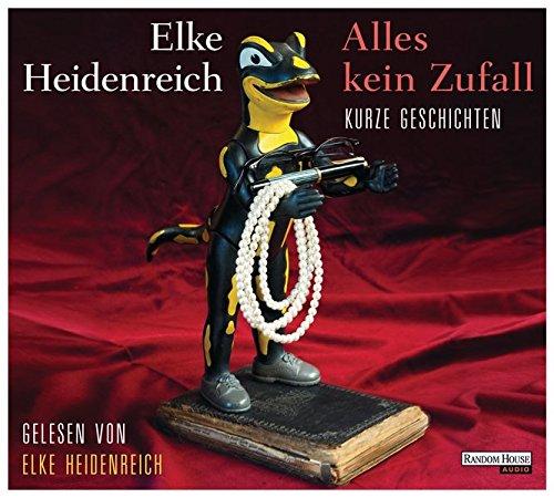 Alles kein Zufall das CD von Elke Heidenreich - Preis vergleichen und online kaufen