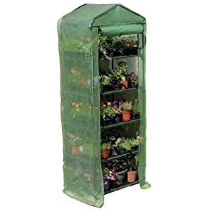 Gardman 5-Shelf Steel Frame Heavy-Duty Greenhouse