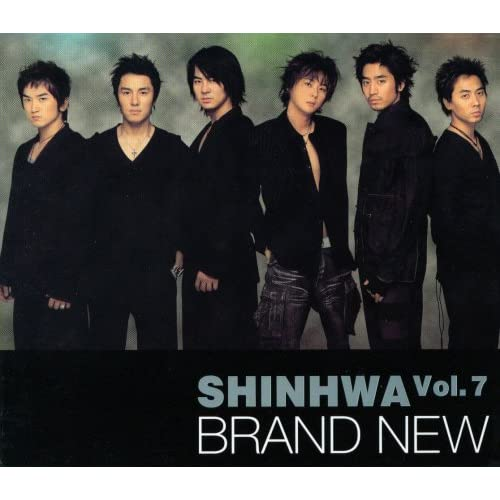 Amazon.com: Shinhwa: Vol. 7 Brand New: Music