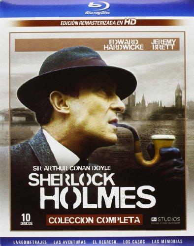 sherlock-holmes-coleccion-completa-blu-ray