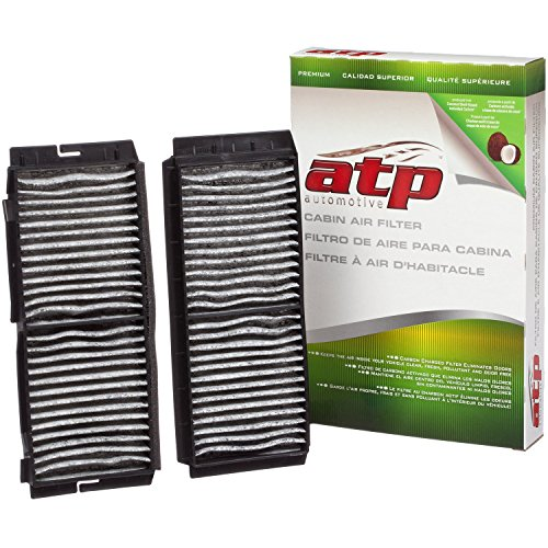 ATP RA-129  Carbon Activated Premium Cabin Air Filter