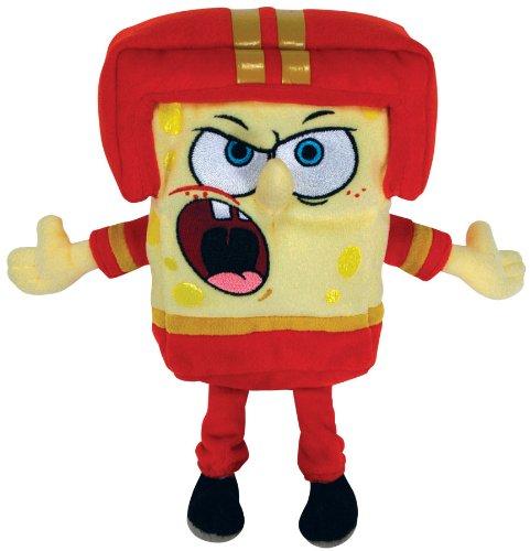 TY Beanie Babies - Football SpongeBob - 1