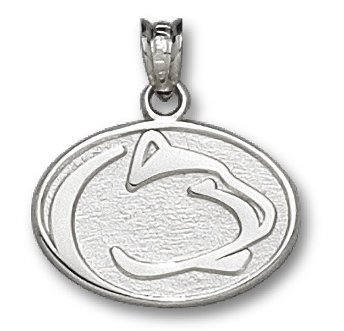 NCAA Penn State University Sterling Silver Lion Head Charm