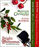 Merrys Christmas: a love story & Bright Christmas: an Amish love story: Two Book Set (Redeeming Romance Series)