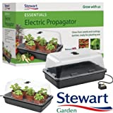 Stewart 38cm Essentials Electric Propagator - Black