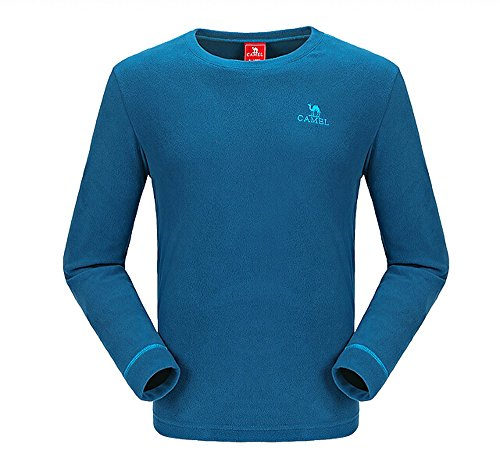 camel-mens-fleece-lined-long-sleeve-thermal-top-color-blue-size-xl