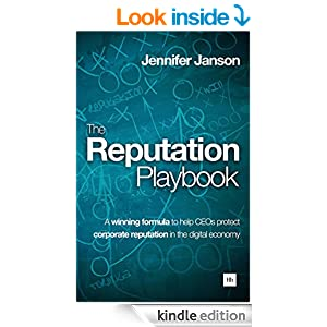 Jennifer Jansons The Reputation Playbook eBook