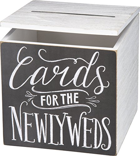 Primitives By Kathy Cards for the Newlyweds Wooden Box