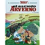 El escudo Arverno: Asterix: El Escudo Arverno (Castellano - Salvat - Comic - Astérix)