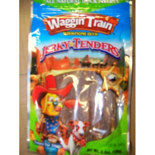 Jerky Tenders Wholesome Duck Meat Dog Treats Reviews