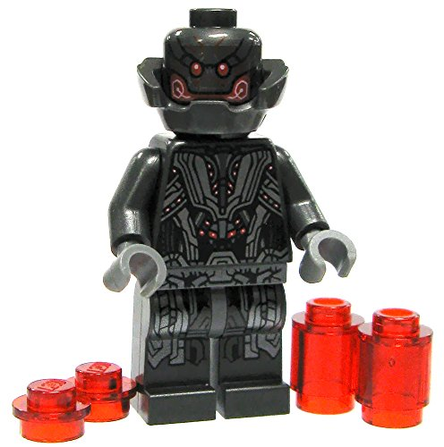 LEGO Marvel Super Heroes Loose Ultron Prime Minifigure [Loose]