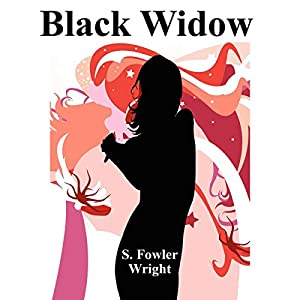 Black Widow Audiobook