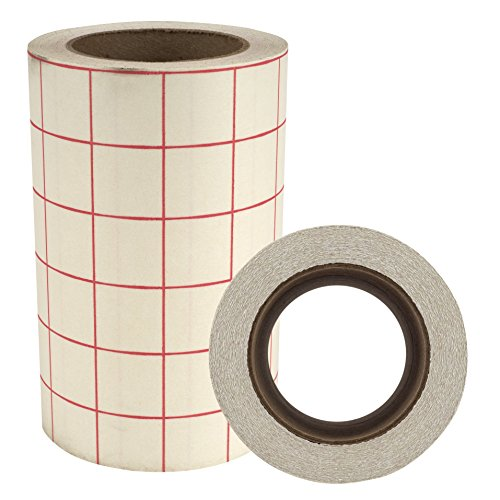 Angel crafts 6 by 50 39 premium transfer paper tape roll for Angel craft transfer tape