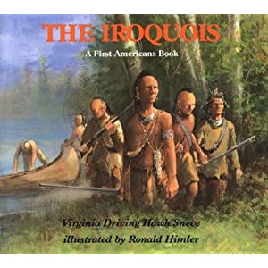 The Iroquois (First Americans Books)