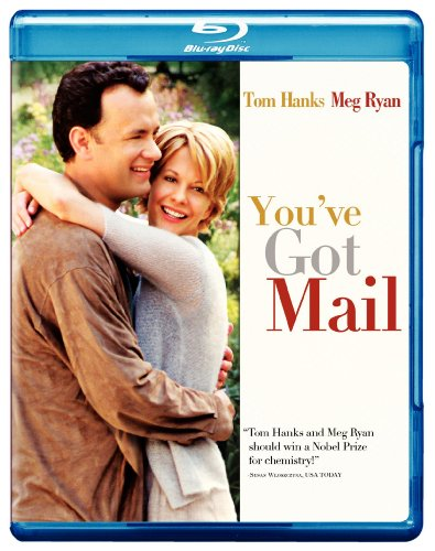 Cover art for  You&#039;ve Got Mail [Blu-ray]