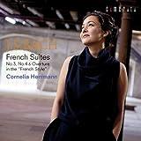 J.S.ハ゛ッハ:フランス組曲 第2集