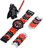 LEGO Star Wars Darth Vader Kids' Watch With Minifigure 8020301