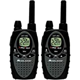 Midland Xtra Talk GXT300 10-Mile 22-Channel FRS/GMRS Two-Way Radio (Pair)