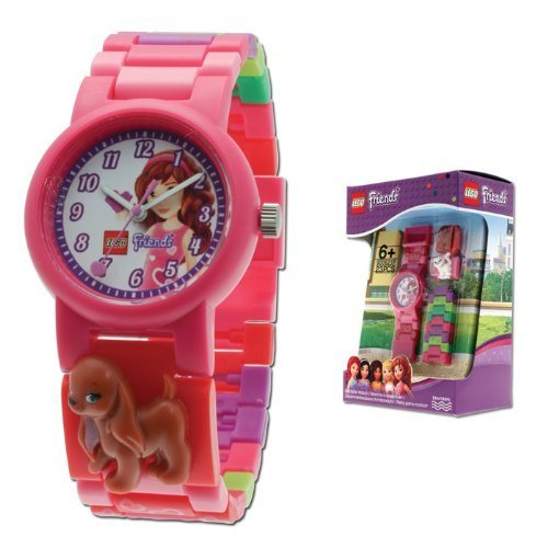 LEGO Friends Olivia Links Watch by Schylling