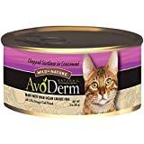 AvoDerm-Natural-Wild-by-Nature-Cat-Food-3-Ounce-Cans-Case-of-24