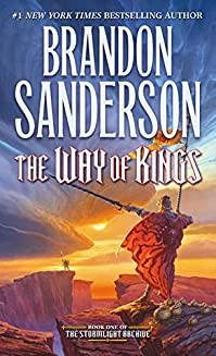 The Way Of Kings by Brandon Sanderson ebook deal
