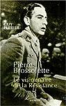 Pierre Brossolette par Perrier