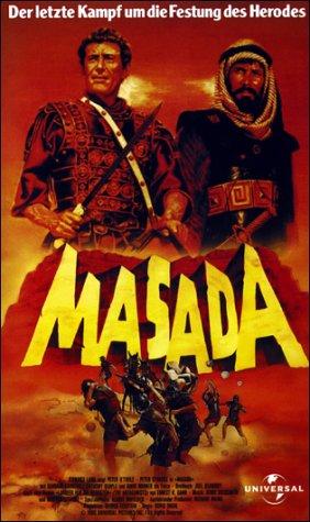 Masada - Der letzte Kampf um die Festung des Herodes [VHS]