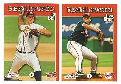 1999 Baseball America - ATLANTA BRAVES Team Set