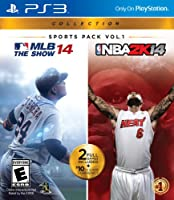 PlayStation Sports Pack Vol. 1 - MLB 14 The Show / NBA2K14 - PlayStation 3 by Sony Computer Entertainment