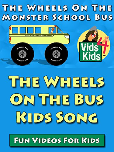 The Wheels On The Monster School Bus