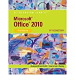 img - for (Microsoft Office 2010 Illustrated, Introductory, First Course) BY (Beskeen, David W.) on 2010 book / textbook / text book