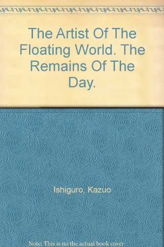 an analysis of the remains of the day by kazuo ishinguro Kazuo ishiguro, the novelist best known for his book the remains of  kazuo  ishiguro, 'remains of the day' author, wins 2017 nobel prize for literature  the  academy says the themes ishiguro is most associated with are.