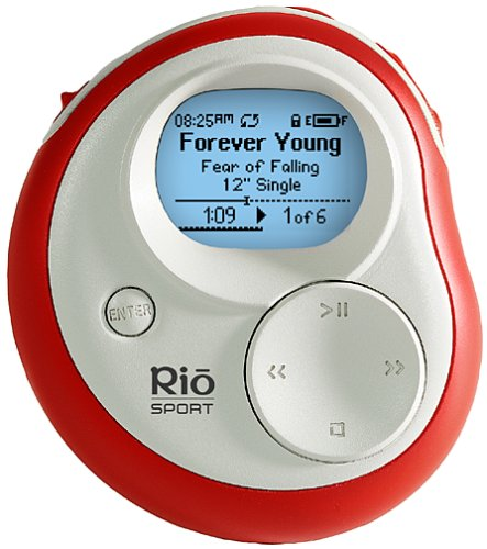 Rio S35S Sport Digital Audio Player