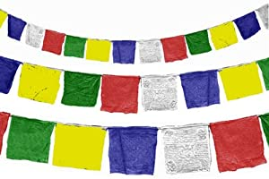 Tibetan Prayer Flags, Small