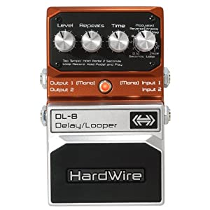 Good deal on the DigiTech DL-8 HardWire Delay/Looper at Amazon