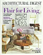 Architectural digest : May 2011 : Flair for…