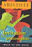 Invitation � la philosophie