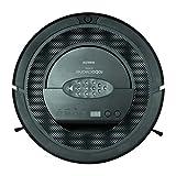 山善(YAMAZEN) 自動充電式ロボクリーナー(リモコン付)(ソニックウォール付) ブラック ZC-R3000